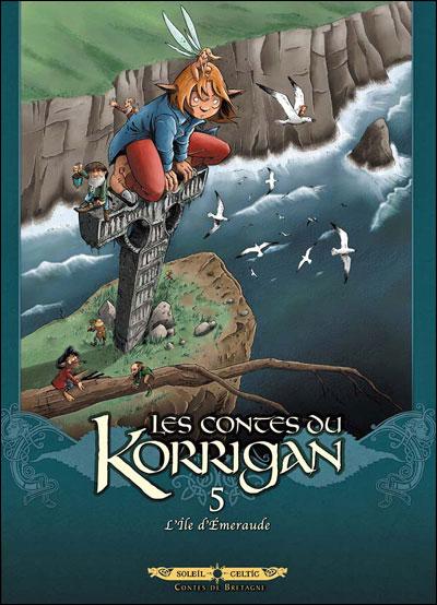 Les contes du korrigan t05 l ile d emeraude