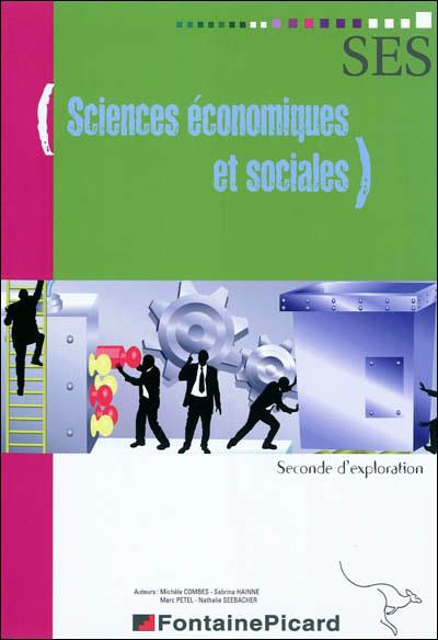 Sciences économiques et sociales 2nde d'exploration