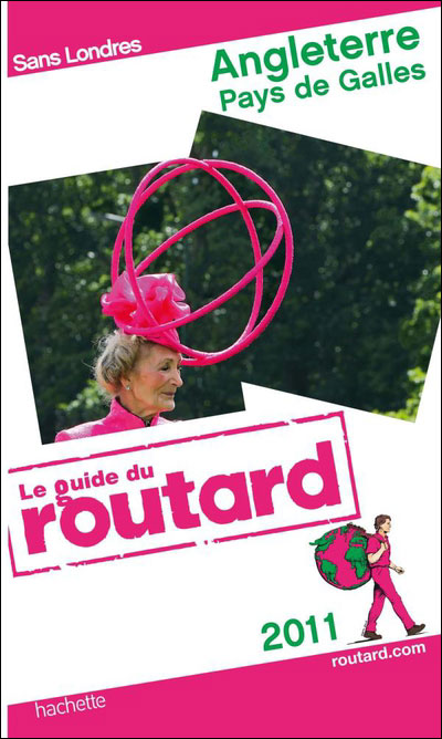 Le Routard Angleterre, Pays de Galles