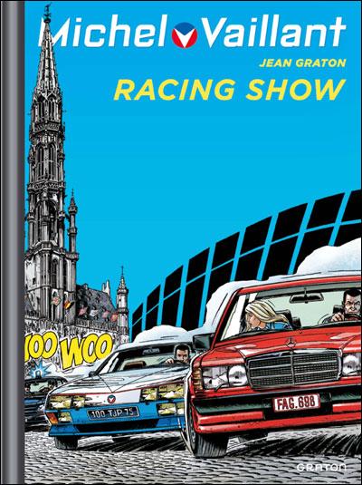Michel Vaillant - Racing-show