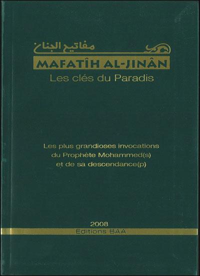 Mafatîh al-Jinân - B.a.a.