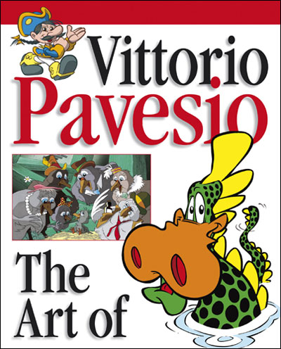 The art of Vittorio Pavesio
