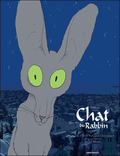 Le chat du rabbin - Le making-of