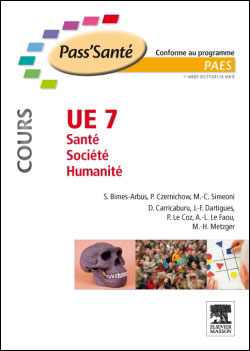 UE 7 - Santé - Société - Humanité Cours