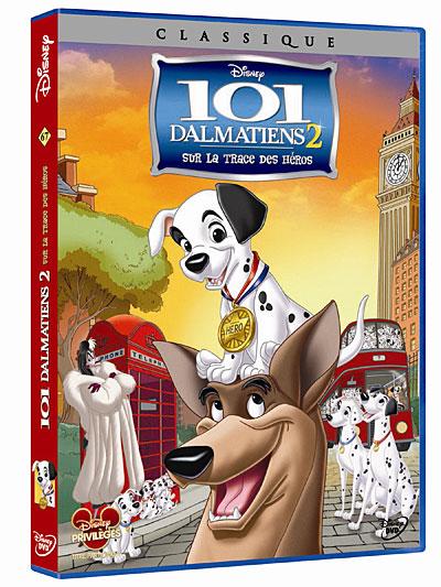 les 101 dalmatiens 2 dessin animé