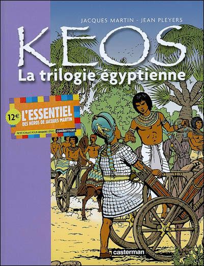 La trilogie Egyptienne