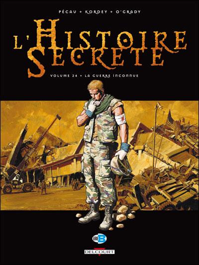 Histoires secrètes T24 La guerre inconnue