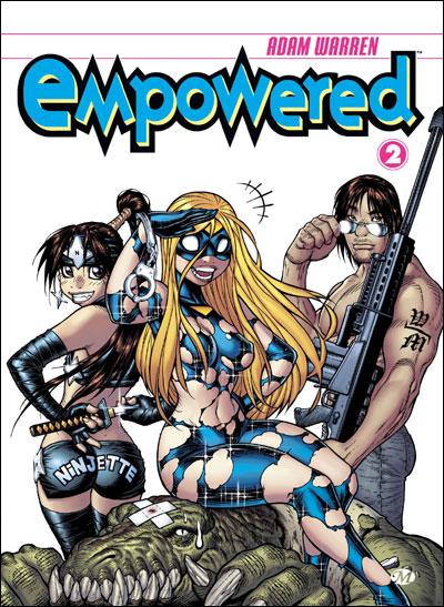 Empowered, T2 : Empowered