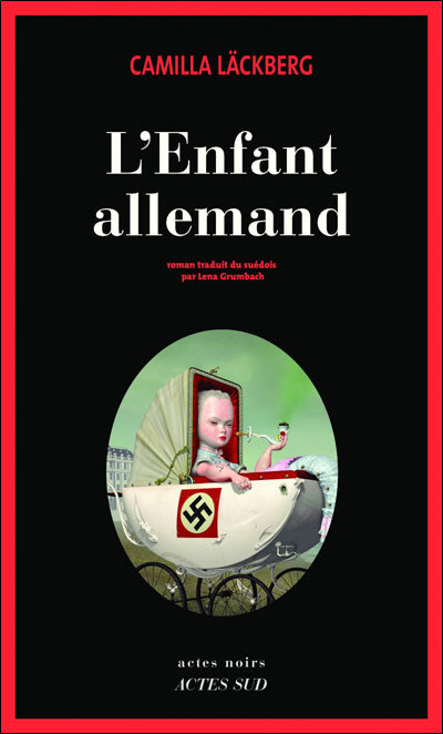 """Résultat de recherche d'images pour """"camilla lackberg l'enfant allemand"""""""