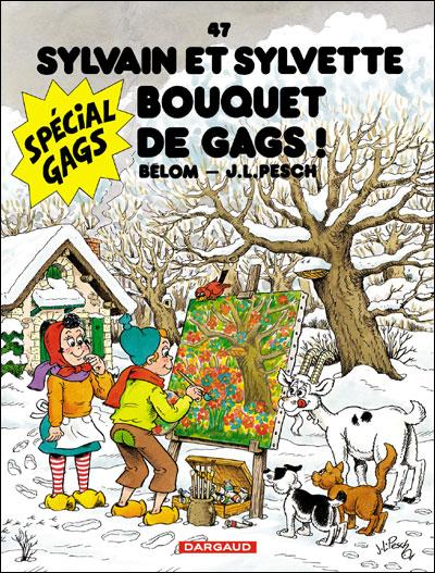Sylvain et Sylvette - Bouquet de gags !