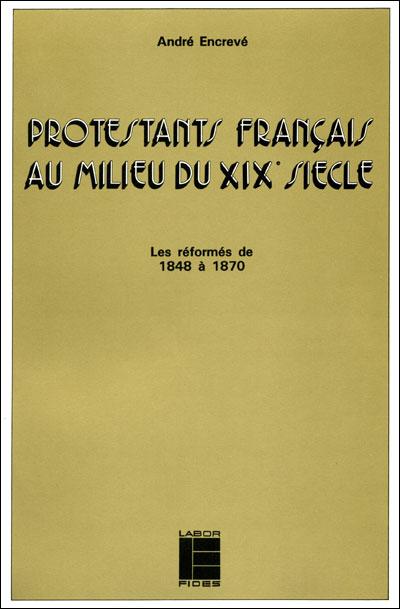 Protestants français au milieu du XIXe siècle