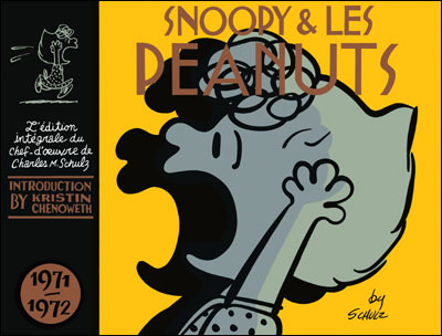 Snoopy & les Peanuts - Snoopy et les Peanuts - Intégrale - tome 11 (1971-1972)