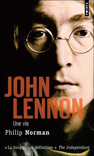 Le Neo-défi lecture 2019 - Ici, on papote ! - Page 24 John-Lennon-une-vie