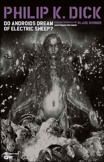 Do androids dream of electric sheep - Coffret 3 volumes Tome 1 , Tome 2  et Tome 3 : Do androids dream of electric sheep