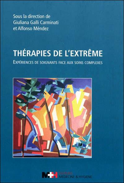 Thérapies de l'extrême