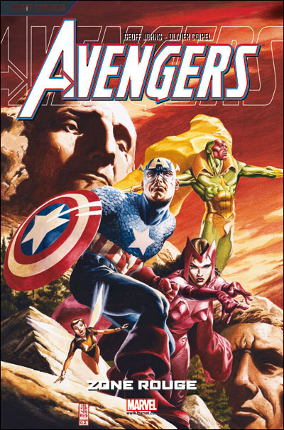 Avengers - Tome 02 : Avengers T02 Zone rouge