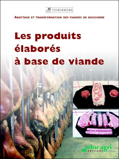 Produits elabores a base de viande (les)