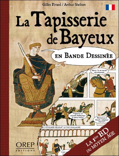 La tapisserie de Bayeux en bandes dessinées
