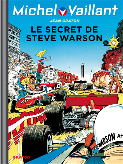 Michel Vaillant - Le secret de Steve Warson