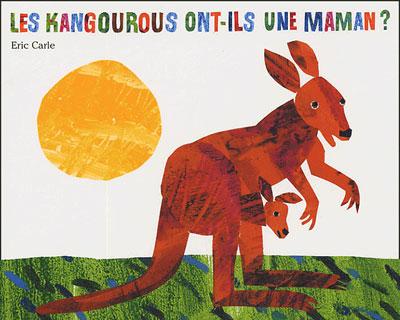 Les kangourous ont-ils une maman ?