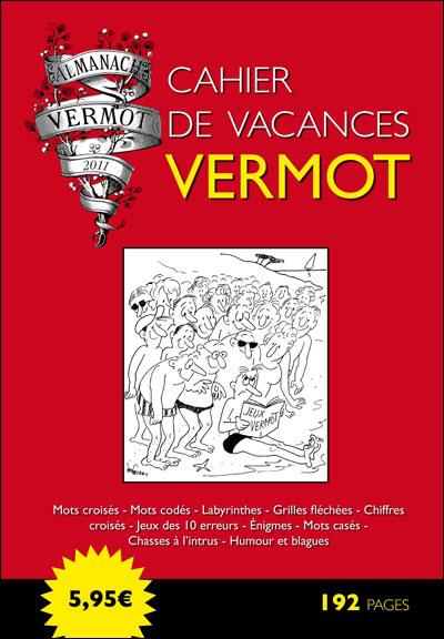 Cahier de Vacances Vermot