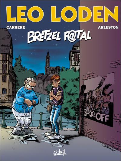 Léo Loden Tome 13 : Bretzel fatal