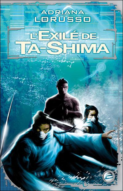 Ta-Shima T02 L'Exilé de Ta-Shima