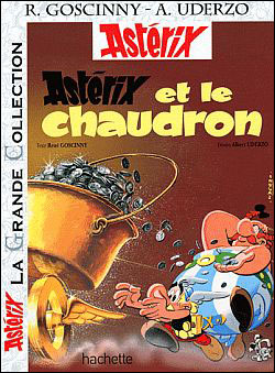 Astérix La Grande Collection - Astérix et le chaudron