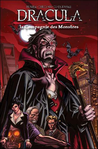 Dracula, la compagnie des monstres