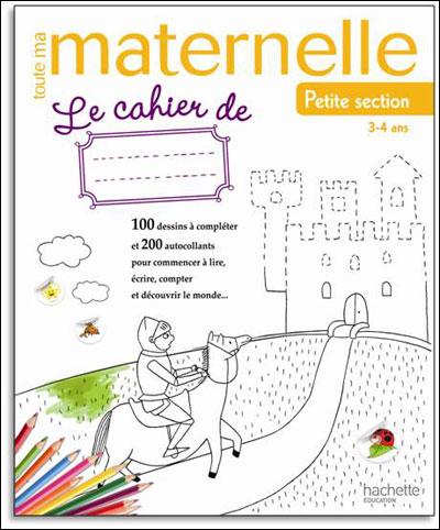 Toute Ma Maternelle Le Cahier De Ps Pdf Epub Telecharger