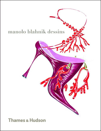 Manolo Blahnik - Dessins