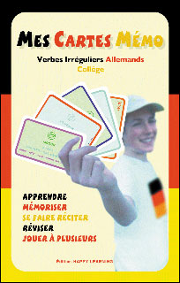 Verbes Irreguliers Allemands College Coffret Collectif Achat Livre Fnac