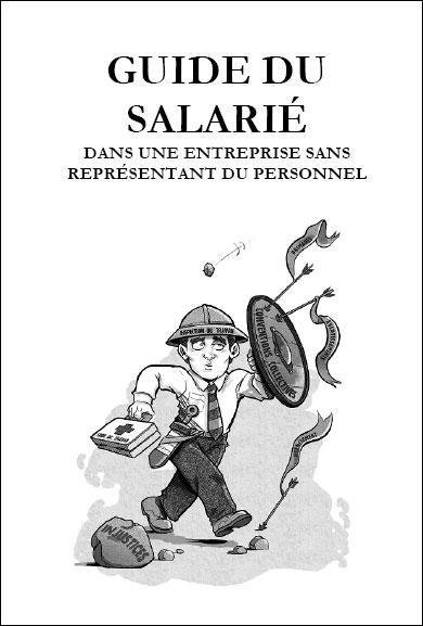 Guide du salarié dans une entreprise sans représentant du personnel