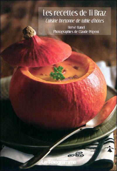 Recettes bretonnes de tables d'hôtes