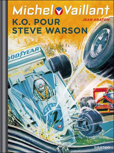 K.O. pour Steve Warson