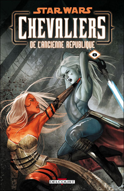 Star Wars - Chevaliers de l'Ancienne République 08. NED