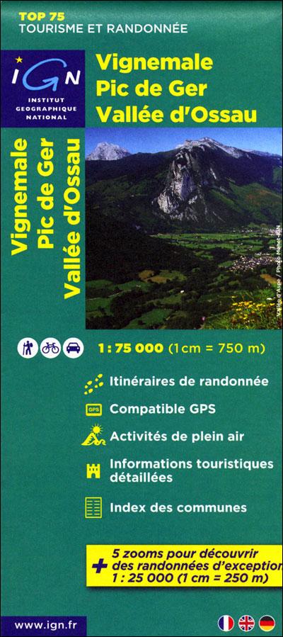 Top 75 Vignemale - Pic de Ger - Vallée d'Ossau