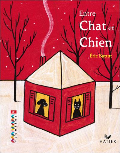 Facettes Bibliothèque CE1 - Entre Chat et Chien - Album poétique