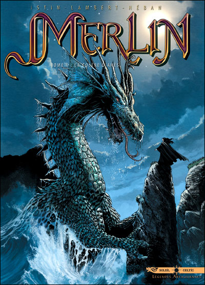 Merlin - Tome 1 : Merlin t01 la colere d ahes