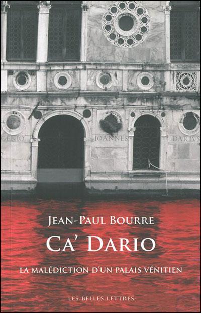 Ca'dario, la malédiction d'un palais vénitien