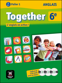 Together anglais 6ème