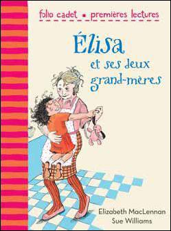 Elisa et ses deux grand-mères