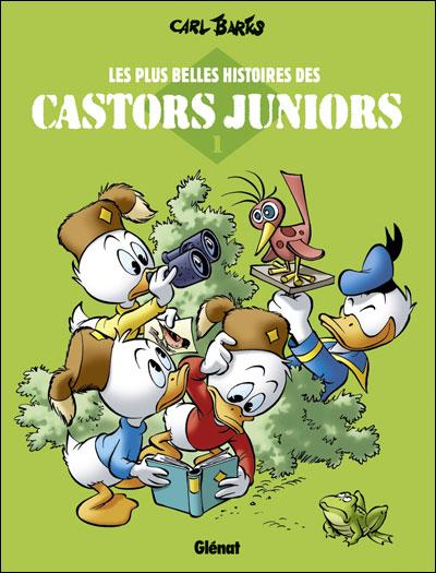 Les plus belles histoires des Castors Juniors