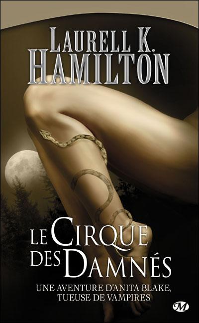 Anita Blake, T3 : Le Cirque des damnés
