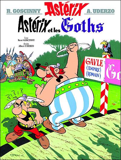 Astérix - Astérix et les Goths