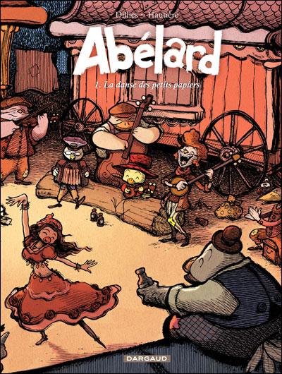 Abélard - La Danse des petits papiers