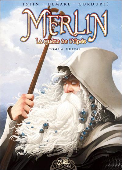 Merlin la quete de l epee t04 mureas