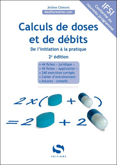 Calculs de doses et de débits