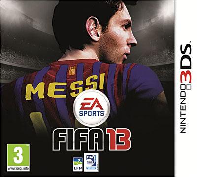 FIFA 13 - Nintendo 3DS