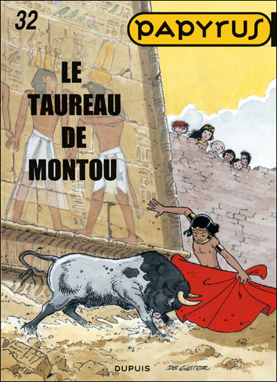 Le taureau de Montou